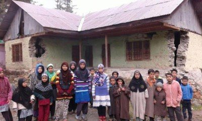 Education continues to suffer in Kashmir, Schools set on fire