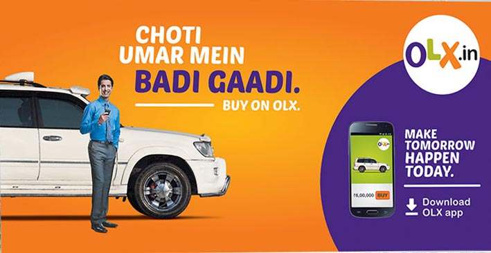 OLX new mobile app to provide all-new experience