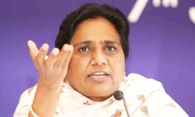 Mayawati supports Muslims in Uttar Pradesh