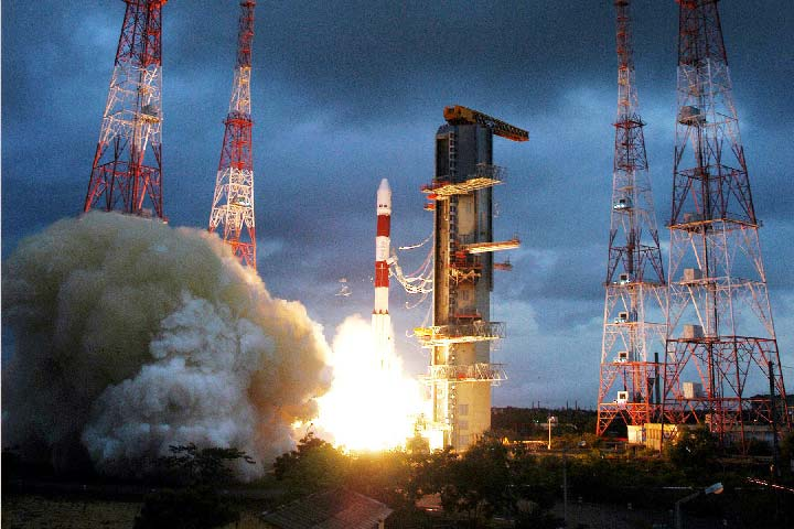 GSAT-18 satellite delayed due to bad weather