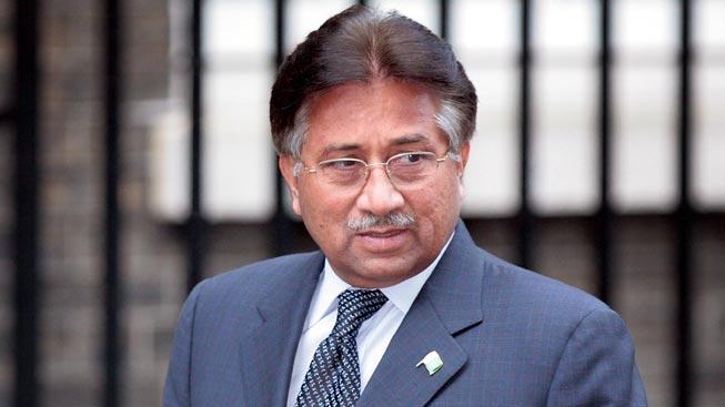 General Pervez Musharraf, former Pakistan president