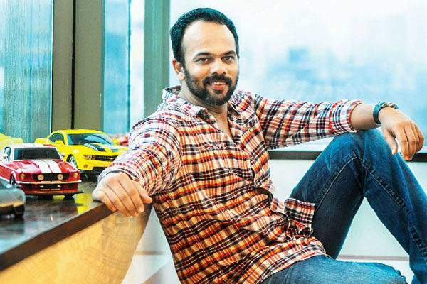Rohit Shetty said Golmaal Return was a crap