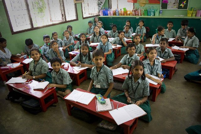 State Rank would be given on the basis of Educational Performance