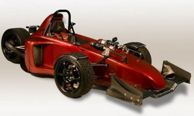 Presenting all new three-wheeled beast from Scorpion Motorsports