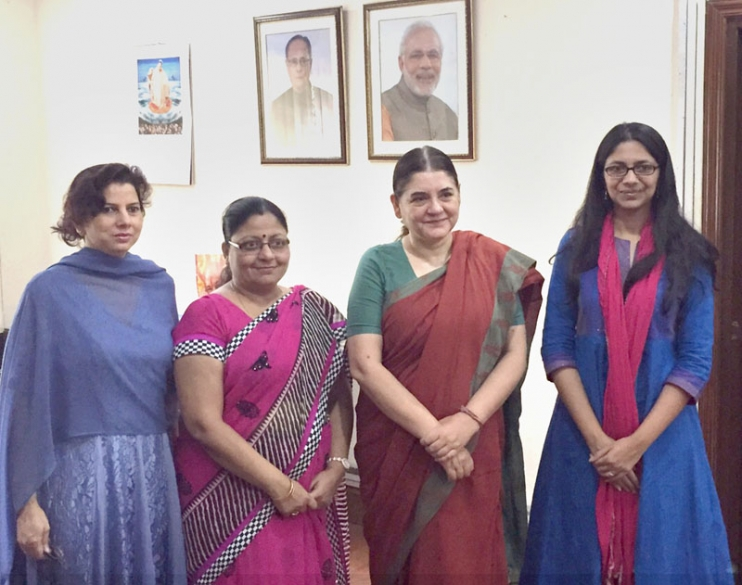 Delhi Commission for Women for the One Stop Centre.