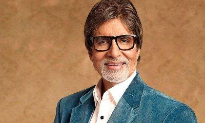 Big B Amitabh Bachchan turns a year older!