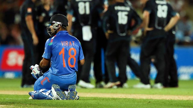 India V/S New Zealand: First Match First win For India in ODI series