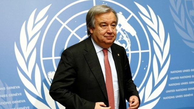 Antonio Guterres welcomed as new Secretary General of UN by India