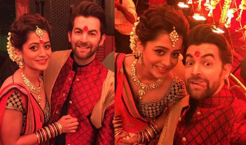 image of Neil Nitin Mukesh and Rukhmini Sahay
