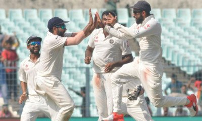 India becomes No.1 again after winning test series