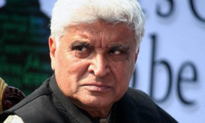 Javed Akhtar feels, lopsided cultural exchange is making us uncomfortable