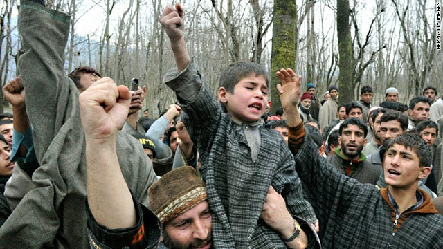 India & Pakistan need to sort out Kashmir's issue themselves