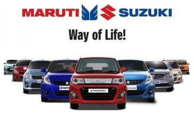 Maruti Suzuki records 60% hike in Profits