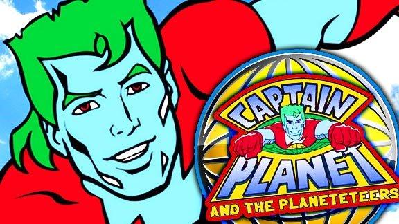 Leonardo Di Caprio all geared up for Captain Planet movie