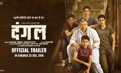 Aamir Khan's 'Dangal' inspired by newspaper article