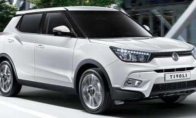Ssangyong will soon make its way to Chinese Automobile market