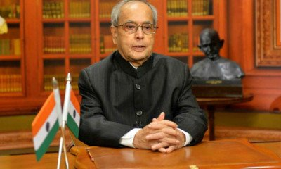 President Mukherjee stressed on education, infrastructure in urban areas