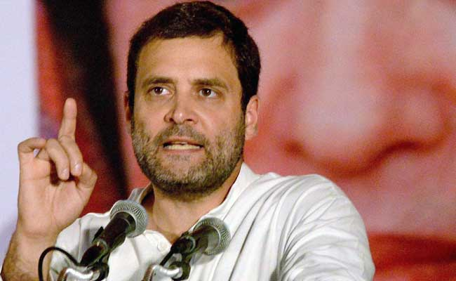 Would not support using Army for political propaganda: Rahul Gandhi
