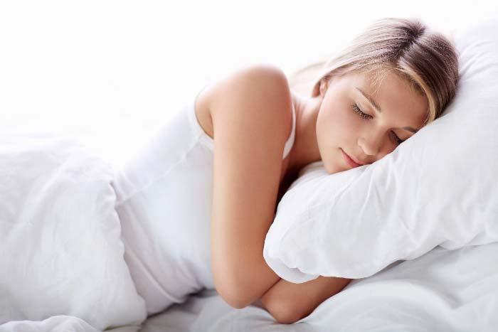Take proper sleep
