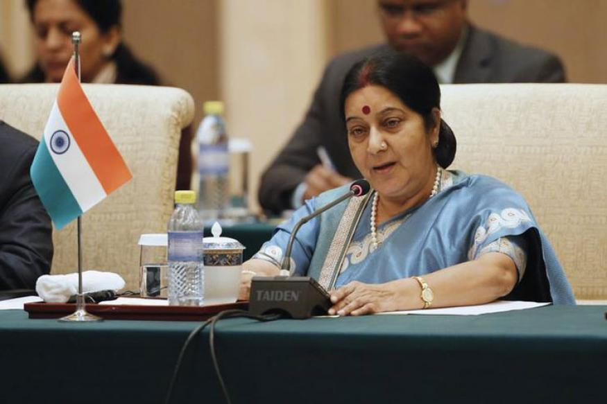 Sushma Swaraj's reply to Pakistani girl worried about returning home is winning hearts
