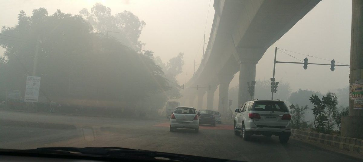 Delhi suffers due to high level of pollution