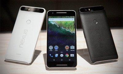 Google Nexus 6P battery issues