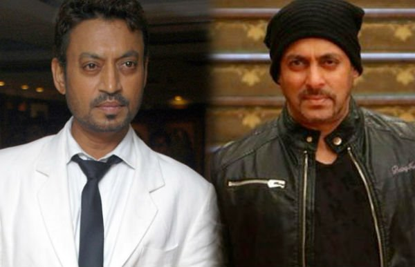 Salman Khan and Irrfan Khan