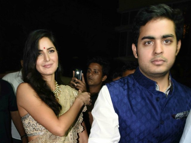 Is Katrina Kaif secretly dating someone?