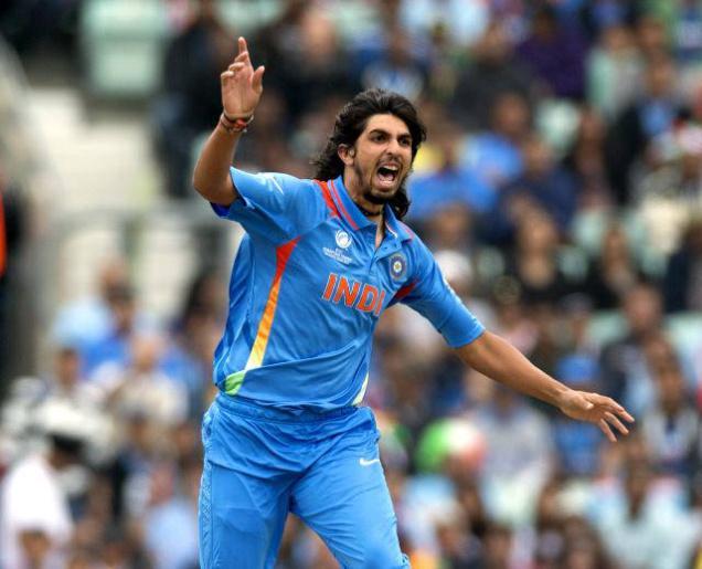 Ishant Sharma, Cricketer