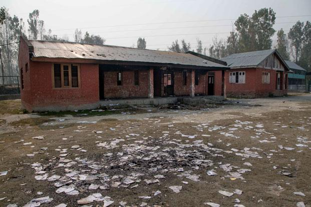 Teachers to be chowkidars to protect schools in Kashmir