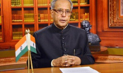 President Pranab Mukherjee promises probe into JNU missing case
