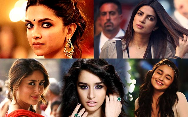 Top five leading ladies of Bollywood and their Success Mantras