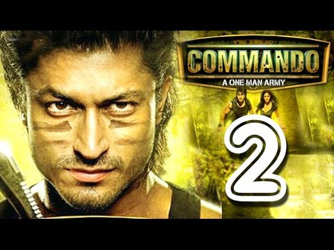 Modi effect in Commando 2