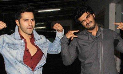 Varun and Arjun's mind- boggling Bromance on Koffee with Karan S5