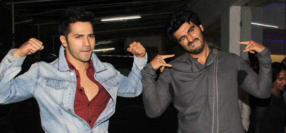 Varun and Arjun's mind- boggling Bromance on Koffee with Karan S5