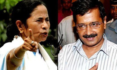 Arvind Kejriwal & Mamata Banerjee to hold a rally against Demonetisation today