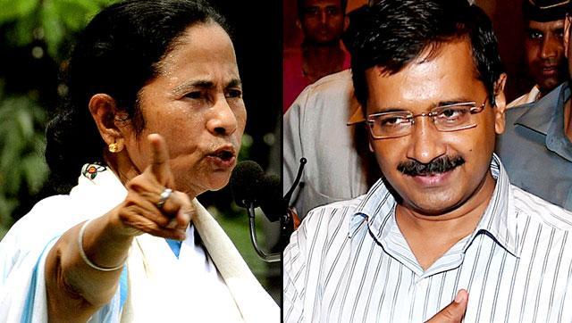 Arvind Kejriwal & Mamta Banerjee to hold a rally against Demonetisation today