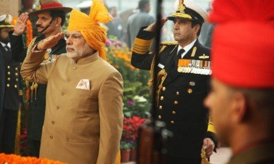 Tokyo to witness India's military band parade