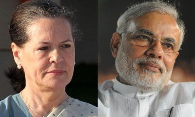 Indira Gandhi and Narendra Modi cannot be compared, says Sonia Gandhi