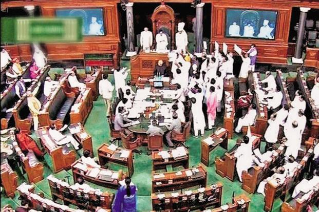 Parliament Paralysed