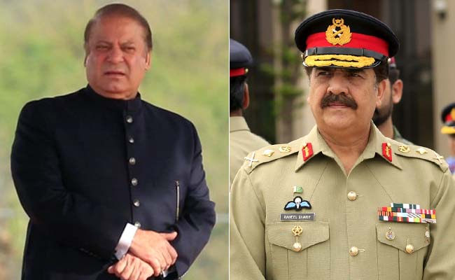 Nawaz Sharif to witness military drills at Indian border