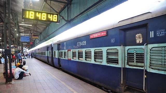 Indore –Patna Express resumed service