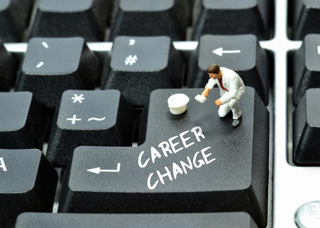 Job change , Representative Image