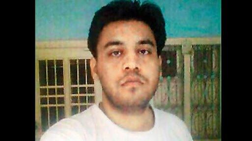 Najeeb Ahmed has been traced
