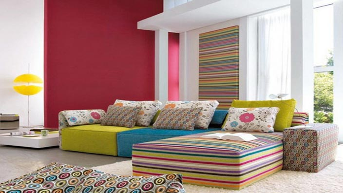 How to choose colors while decorating your sweet home?