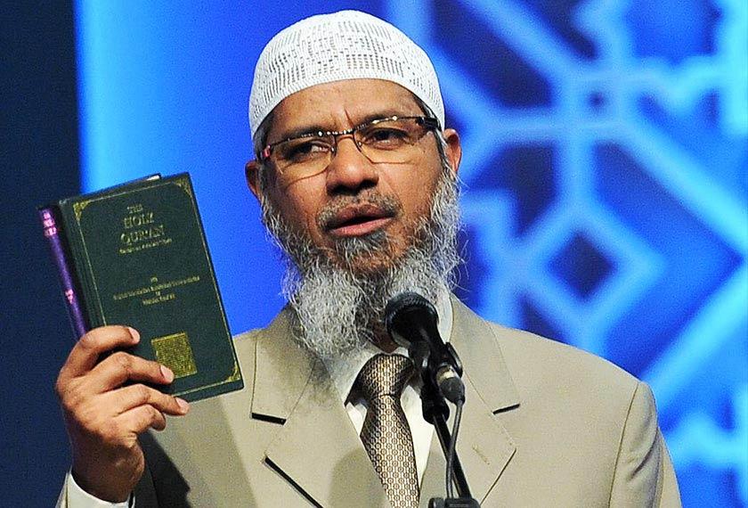 Centre bans Zakir Naik NGO; Counsel moves to court