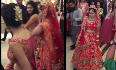 'Dancing Dhulhaniya' is taking the social media by storm!