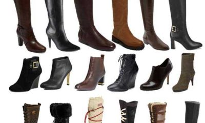 Make boots your best friend this winter!