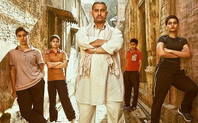 Dangal mints 29 Crore on day one