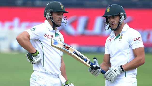 AB de villers stepped down as Test Match captain